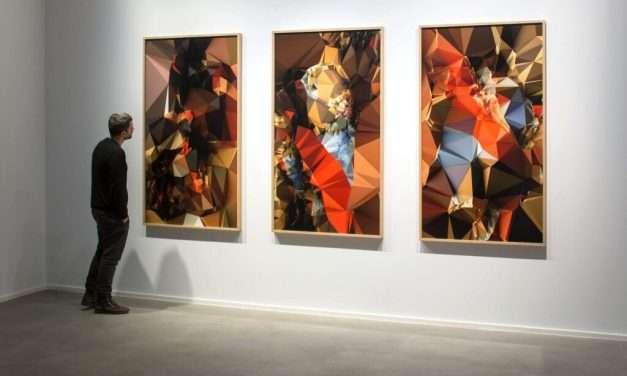 Quayola a Palazzo Cipolla: l'artista che indaga la mimesi tra naturale e digitale